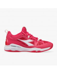SPEED BLUSHIELD FLY 2 W SCARPA TENNIS DONNA DIADORA