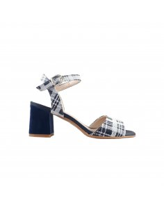 SANDALO DONNA C/FIBIA MADE IN ITALY